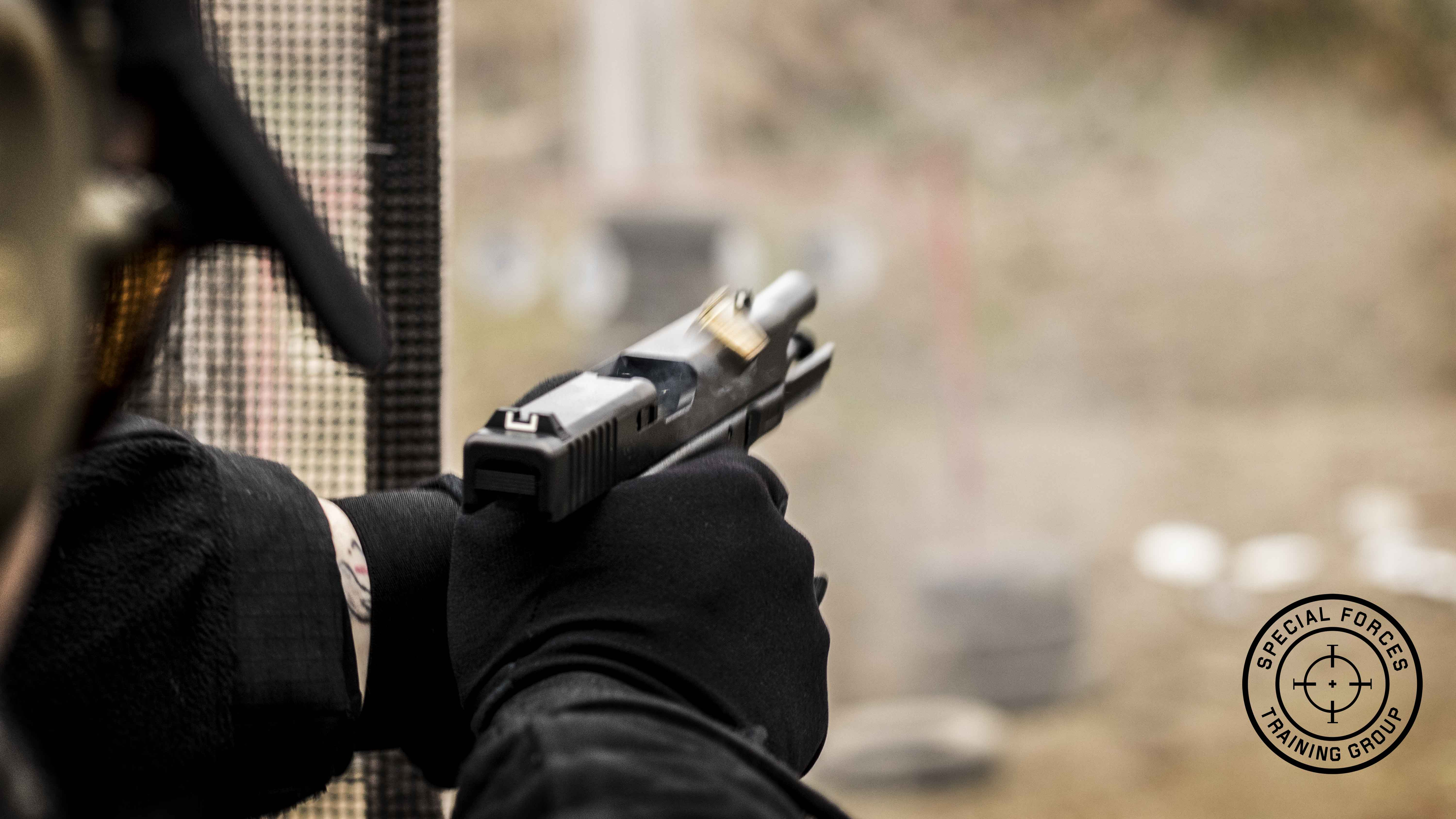 Special Forces Training Group | Tactical Pistol Courses